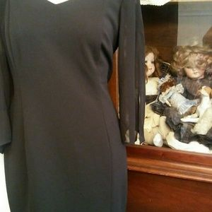 CONNECTED APPAREL COCKTAIL DRESS Size 8
